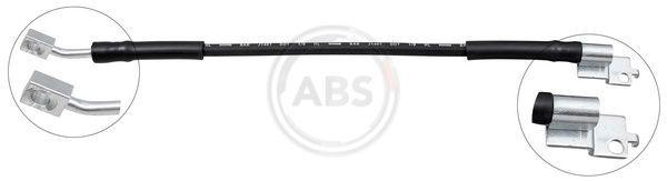 A.B.S.: Original Bremsschlauch SL 4821 (Gewindemaß 1: INN. 3/8x24, Gewindemaß 2: BANJO 9.6 mm)
