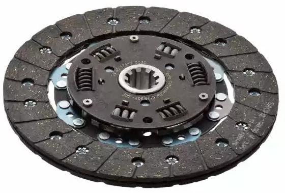 Sankabos diskas 1861 515 336 SACHS — tik naujos dalys
