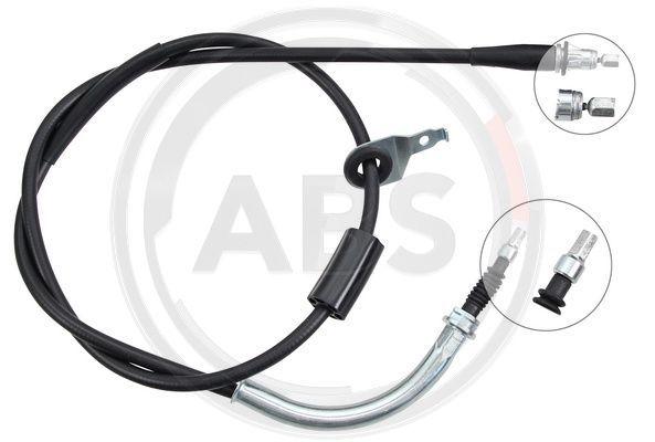 A.B.S.: Original Handbremsseil K12033 ()