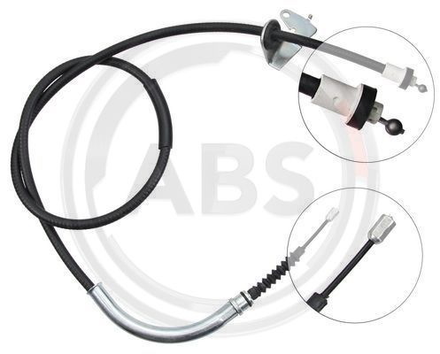 A.B.S.: Original Handbremse K16997 ()