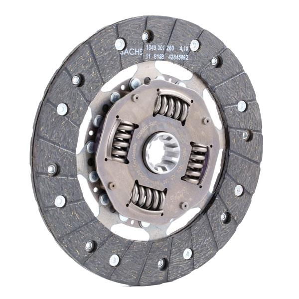 3000203002 Replacement clutch kit SACHS 3000 203 002 - Huge selection — heavily reduced