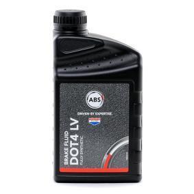 Achat de 7516 A.B.S. DOT 4 1I Liquide de frein 7516 pas chères