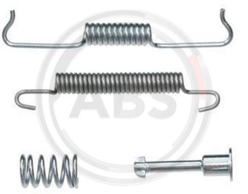 A.B.S.: Original Zubehörsatz Bremsbacken 0841Q ()