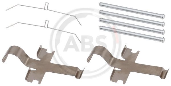 ABS 1749Q Disc Brake Pads Accessory Kit