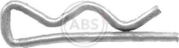 A.B.S. Spring, disc brake pad