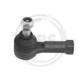 230293 A.B.S. vorne Konusmaß: 13,3mm, Gewindemaß: IN M14X1.5 RHT Spurstangenkopf 230293 günstig kaufen