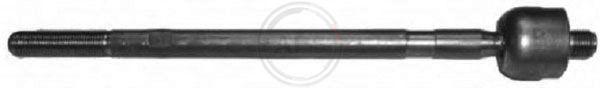 240322 A.B.S. vorne Länge: 272mm Axialgelenk, Spurstange 240322 günstig kaufen