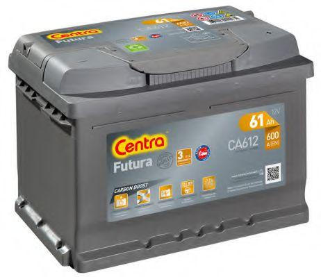 Starterbatterie CENTRA CA612