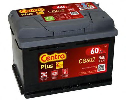 Autobatterie CENTRA CB602