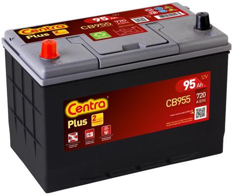 Original SSANGYONG Starterbatterie CB955