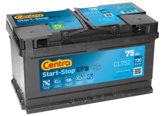 Starterbatterie CENTRA CL752