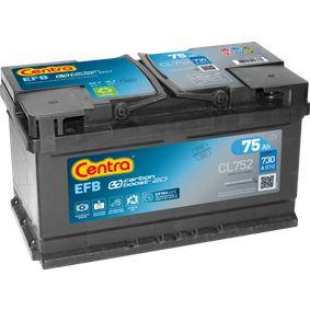 CL752 Batterie CENTRA 110EFB - Große Auswahl - stark reduziert