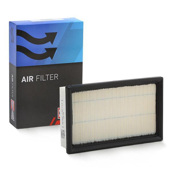 Zracni filter CAF100521P z izjemnim razmerjem med CHAMPION ceno in zmogljivostjo