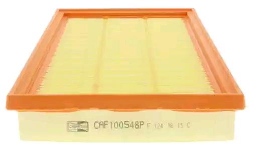 OPEL CORSA 2016 Luftfilter - Original CHAMPION CAF100548P Länge: 281mm, Länge: 281mm, Breite: 170mm, Breite 1: 150mm, Breite 2: 146mm, Höhe: 35mm, Höhe 1: 25mm