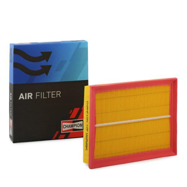 Купете CAF100689P CHAMPION вложка на филтър дължина: 295мм, ширина: 234мм, височина: 42мм Въздушен филтър CAF100689P евтино