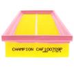 CHAMPION Luftfilter CAF100709P