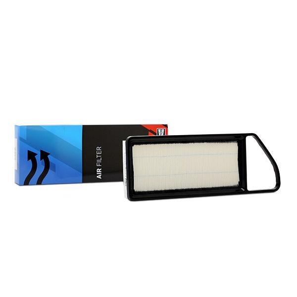Zracni filter CAF100735P z izjemnim razmerjem med CHAMPION ceno in zmogljivostjo
