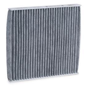 CCF0050C Filter, Innenraumluft CHAMPION CCF0050C - Große Auswahl - stark reduziert