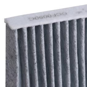 CCF0050C Filter, Innenraumluft CHAMPION - Markenprodukte billig