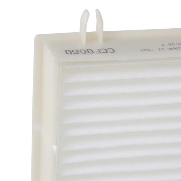 CCF0060 Filtras, salono oras CHAMPION - Pigus kokybiški produktai