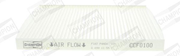 Originali Filtro aria abitacolo CCF0100 Lancia