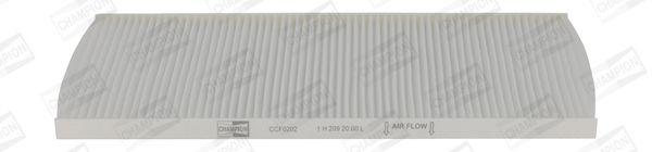 Alfa Romeo 155 1995 Air conditioning CHAMPION CCF0202: Particulate Filter, Pollen Filter