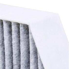 CCF0303C Filter, Innenraumluft CHAMPION - Markenprodukte billig