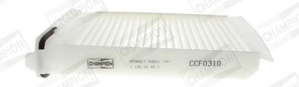 Achetez Filtre a air de l'habitacle CHAMPION CCF0310 (Largeur: 181mm, Hauteur: 27mm, Longueur: 183mm) à un rapport qualité-prix exceptionnel