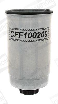 CFF100209 CHAMPION Anschraubfilter Höhe: 165mm Kraftstofffilter CFF100209 günstig kaufen