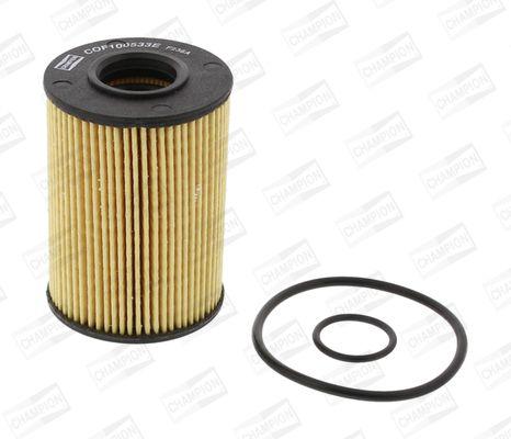 Original MERCEDES-BENZ Motorölfilter COF100533E