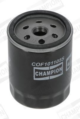 CHAMPION: Original Motorölfilter COF101105S (Innendurchmesser: 71mm, Ø: 76mm, Höhe: 100mm)