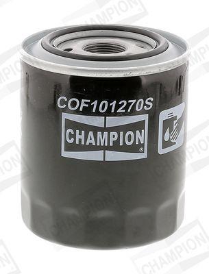Hyundai TERRACAN 2004 Oil filter CHAMPION COF101270S: Screw-on Filter