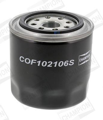 Ölfilter CHAMPION COF102106S