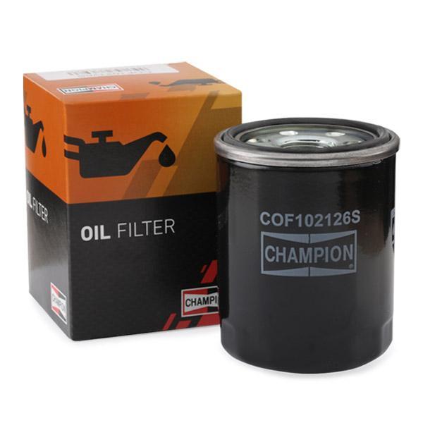 COF102126S CHAMPION Anschraubfilter Innendurchmesser: 53mm, Ø: 70mm, Höhe: 85mm Ölfilter COF102126S günstig kaufen