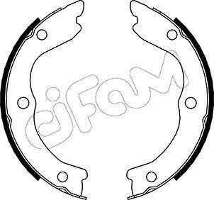 Handbremse CIFAM 153-293