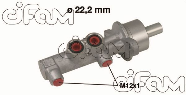 Спирачна помпа 202-540 за OPEL CORSA на ниска цена — купете сега!