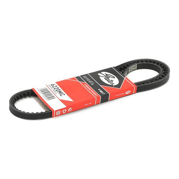 Buy original Belts, chains, rollers GATES 6220MC