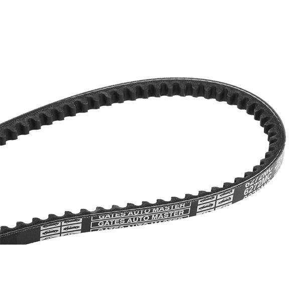 Pieces d'origine: Courroie trapézoïdale GATES 6272MC () - Achetez tout de suite!