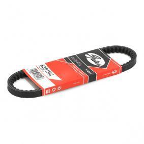 Kupte a vyměňte Klínový řemen GATES 6301MC