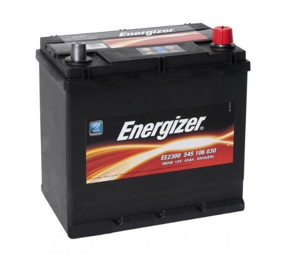 Elektrická výbava E-E2 300 s vynikajícím poměrem mezi cenou a ENERGIZER kvalitou