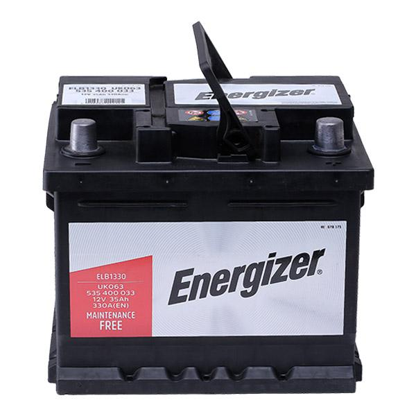 Car spare parts VW FRIDOLIN 1965: Starter Battery ENERGIZER E-LB1 330 at a discount — buy now!