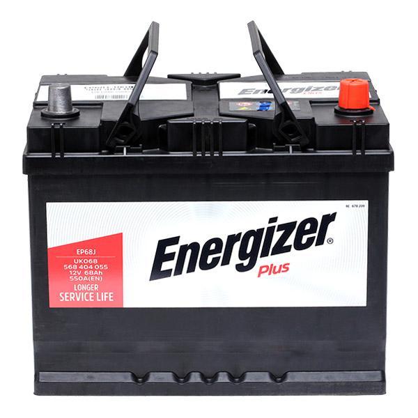 Ricambi BMW GLAS 1968: Batteria avviamento ENERGIZER EP68J a prezzo basso — acquista ora!
