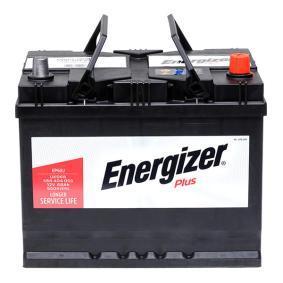 EP68J ENERGIZER Plus Batterie-Kapazität: 68Ah Kälteprüfstrom EN: 550A, Spannung: 12V, Polanordnung: 0 Starterbatterie EP68J günstig kaufen
