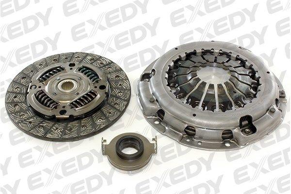 Clutch kit FJK2034 EXEDY — only new parts