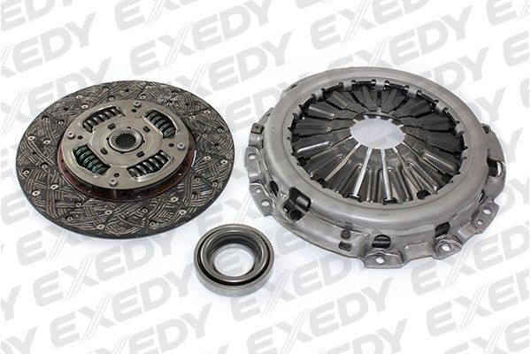 Clutch kit NSK2184 EXEDY — only new parts