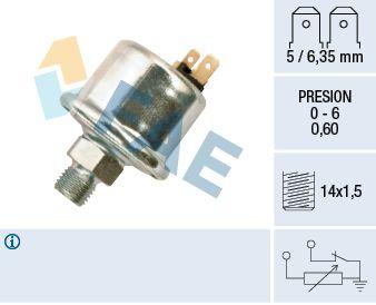 Achetez Capteurs, relais, unités de commande FAE 14580 () à un rapport qualité-prix exceptionnel