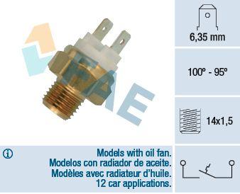 FAE: Original Thermoschalter Lüfter 36060 ()