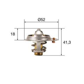 70808795 MAHLE ORIGINAL Öffnungstemperatur: 82°C, ohne Dichtung Thermostat, Kühlmittel TX 85 82 günstig kaufen