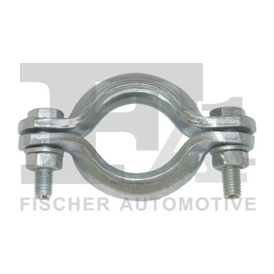 Volkswagen AMAROK FA1 Clamp, exhaust system 114-903