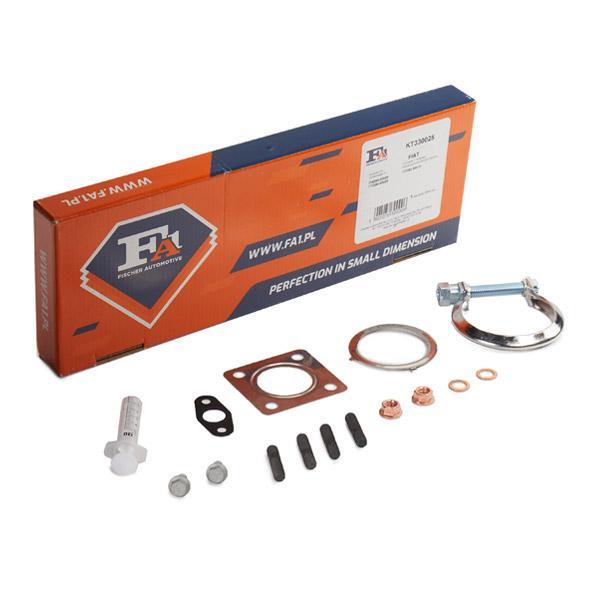 Original ALFA ROMEO Montagesatz Turbolader KT330025